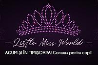 Little Miss World Timisoara