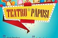 Teatru de papusi la Iulius Mall