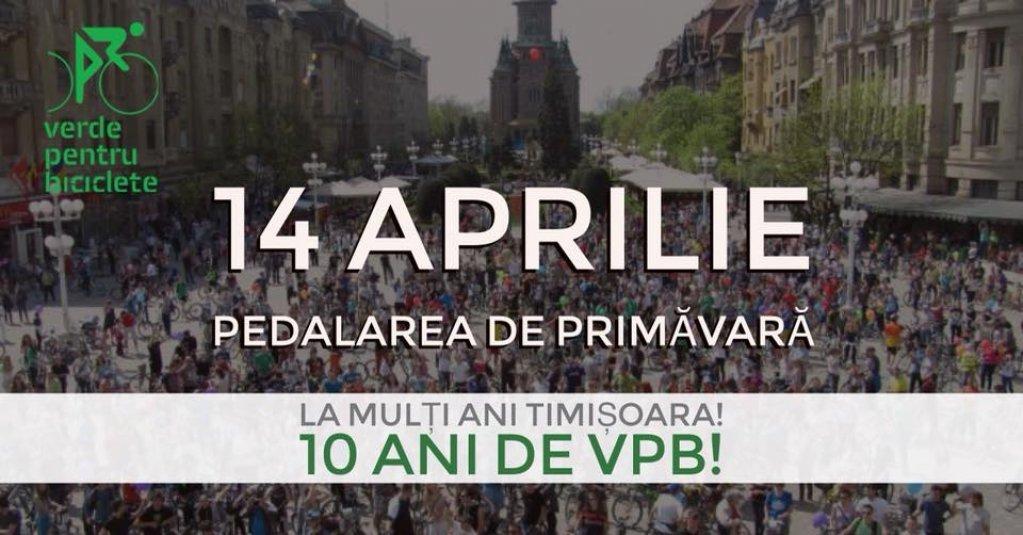 Pedalarea de Primavara 2018