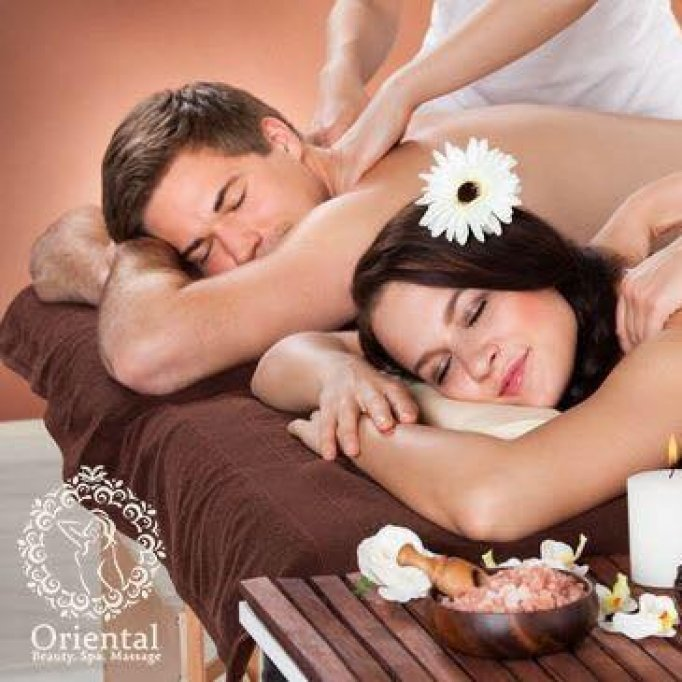 Valentine's day la Oriental Beauty Spa & Massage