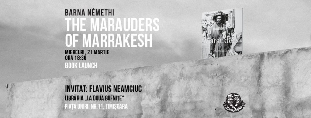 "Barna Nemethi lanseaza albumul ""The Marauders of Marrakesh"""