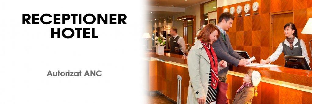 Curs de receptioner in industria hoteliera