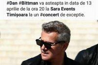 Concert Dan Bitman