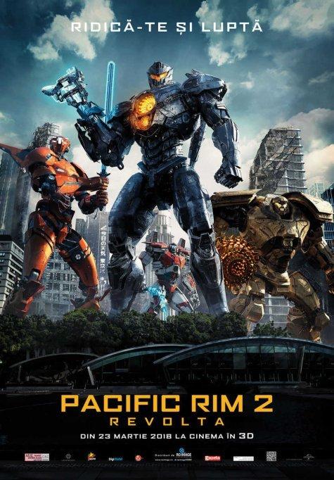 Pacific Rim 2: Revolta 3D