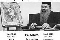 """""""Postul, exercitiu pentru libertate"""" cu Pr. Arhim. Nicodim Petre"""