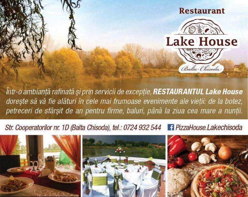 Restaurant de evenimente in Chisoda