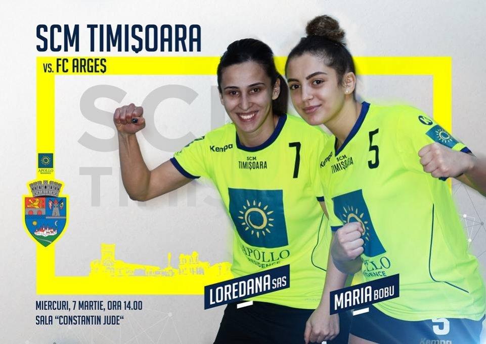 SCM Timisoara - FC Arges