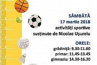 Sport la metru - Activități sportive cu Nicolae Ușurelu
