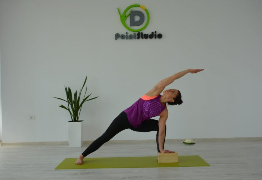 D'Point Studio - Yoga, Pilates & Body Pump