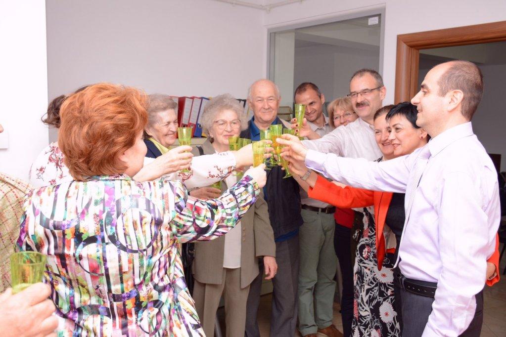 Deschiderea oficiala a Clinicii Naturell