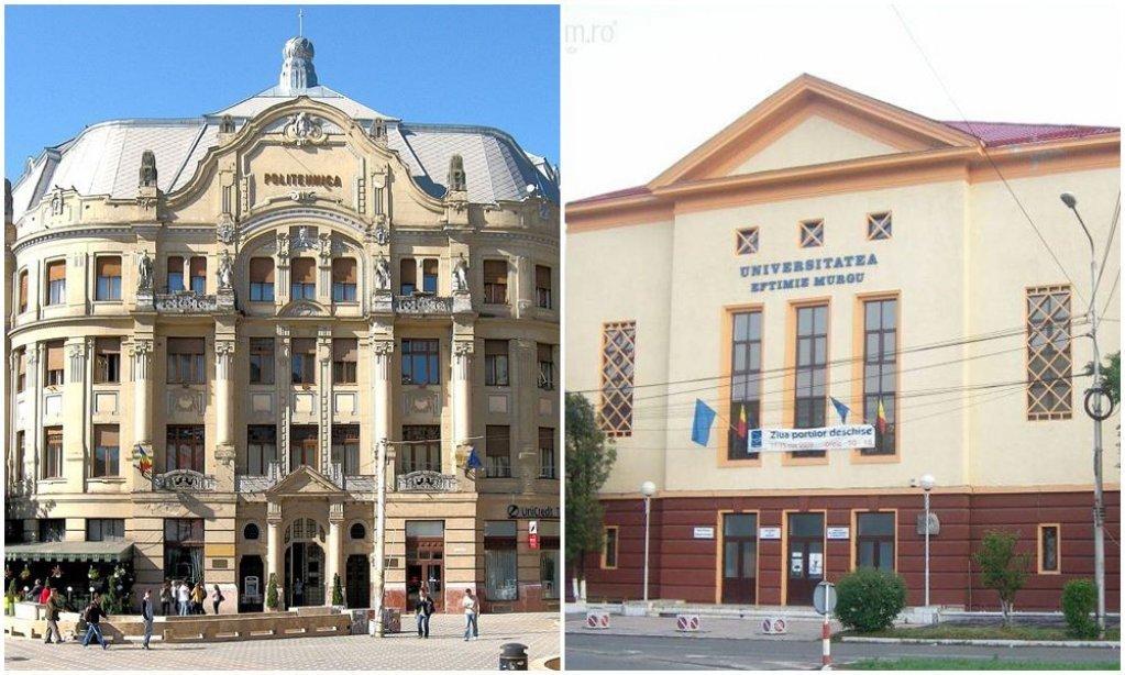 Mișcare strategică a UPT: integrarea Universității din Reșița
