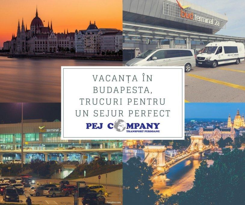 Vacanta in Budapesta, trucuri pentru un sejur perfect