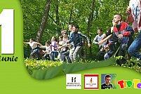 1 iunie pe Domeniul Herneacova - Împreună construim vise