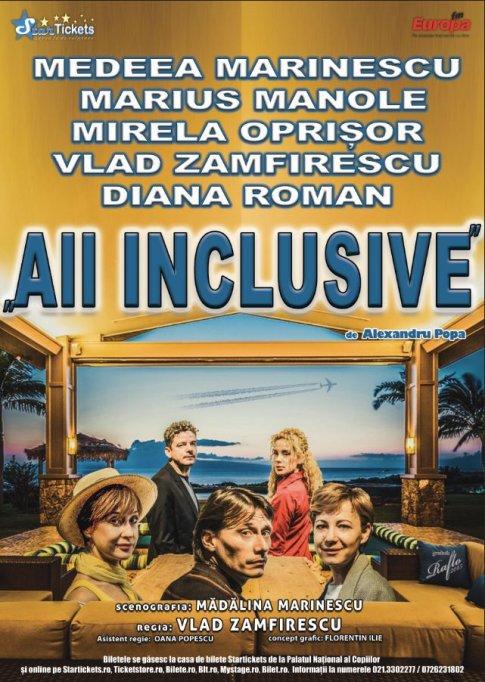 """Comedia """"All inclusive"""""""