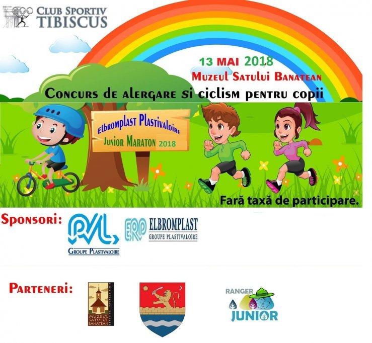 Junior Bike Maraton Timisoara