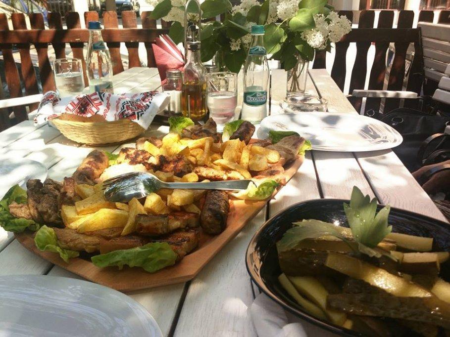 Meniul zilei de la Restaurant Valentino