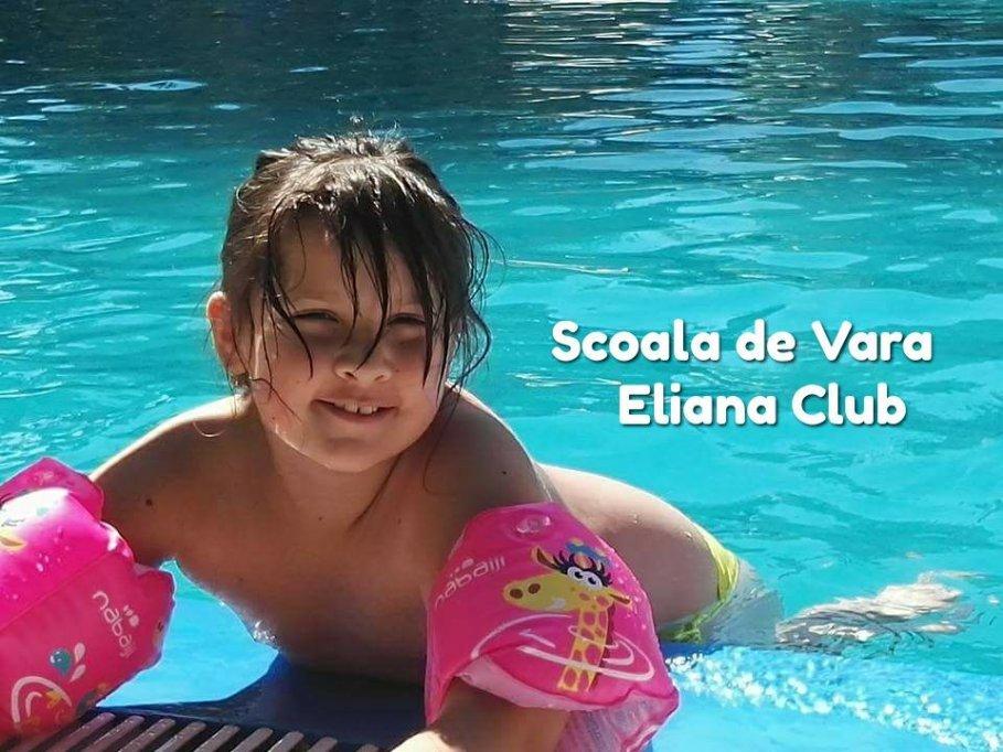 Scoala de Vara la Eliana Club
