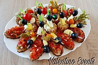 Valentino Catering Events