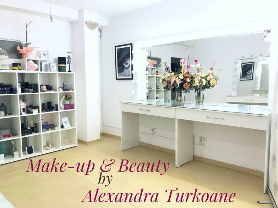 Salon de Înfrumusețare Make-up & Beauty by Alexandra Turkoane