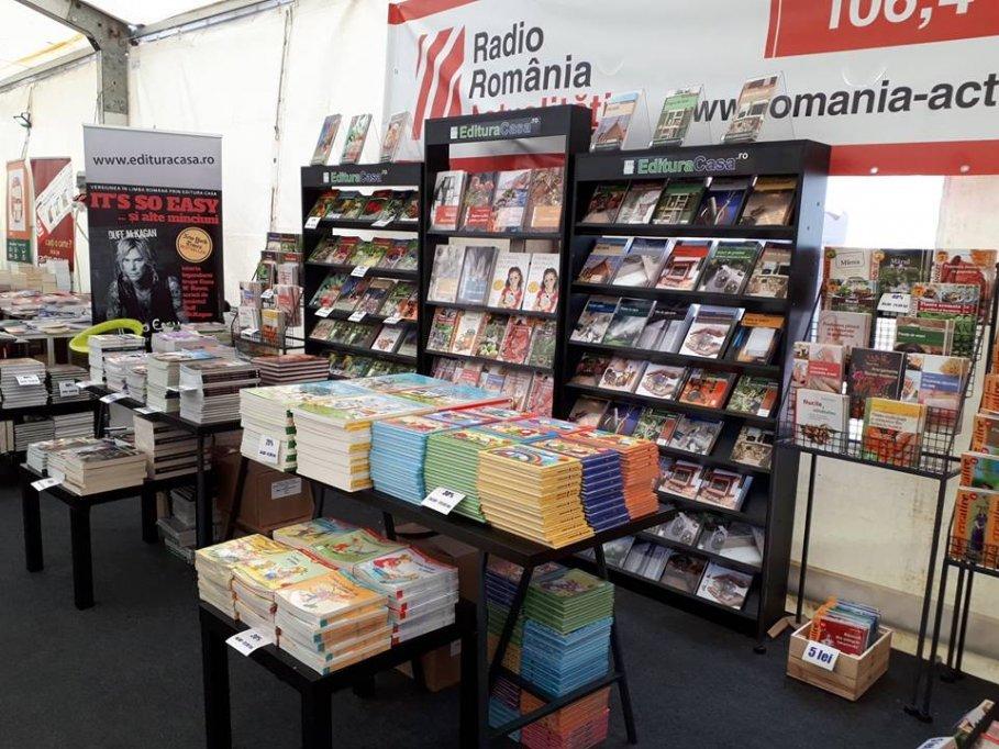 Editura Casa aduce reduceri de până la 75%, la Târgul Gaudeamus Timișoara