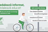 Pedalează informat, pedalează educat (ediția de iunie)