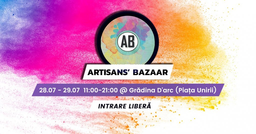 Artisans' Bazaar - Summer Edition