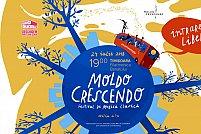 Concert Moldo Crescendo la Timișoara