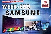 La Selgros este week-end Samsung