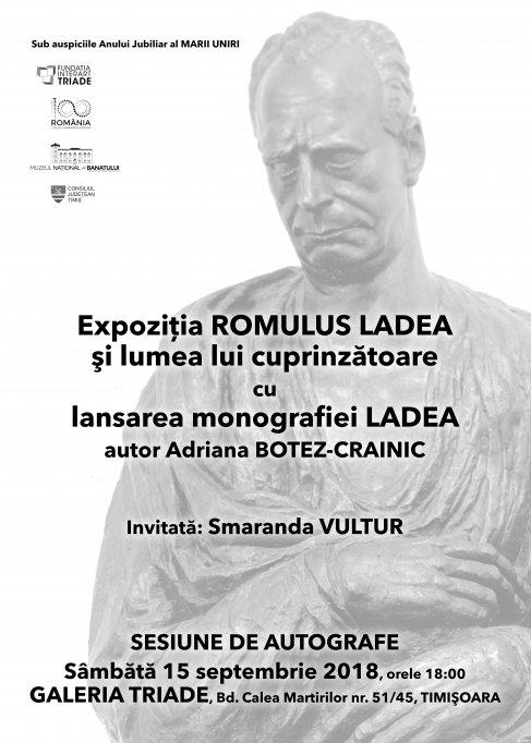 Expozitia Romul Ladea