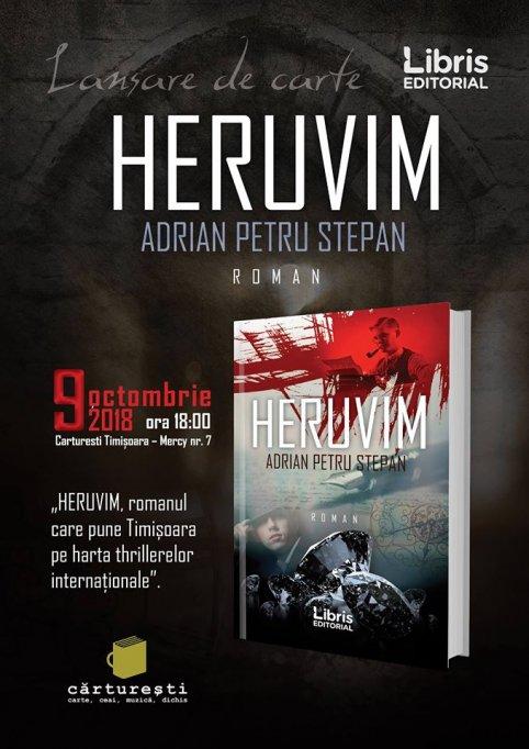 Heruvim - lansare de carte