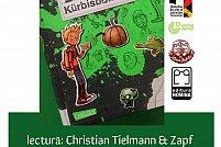 """Lectura bilingvă: """"Viața mea cu zombi și dovleci-bombă"""" """" cu Christian Tielmann și Zapf"""