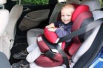 Bucura-te de siguranta calatoriei cu un scaun auto copii
