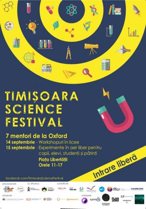 Timisoara Science Festival