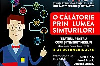 Expo Laborator - Expozitie de stiinta interactiva