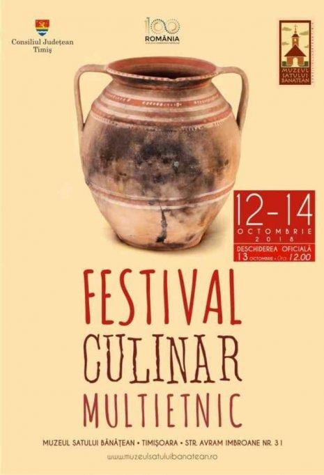 Festivalul Culinar Multietnic si Roadele Toamnei