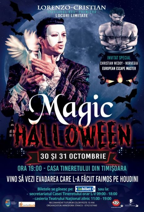 Magic Halloween de Lorenzo-Cristian