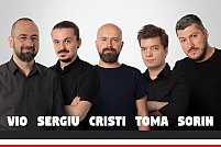 Stand-up Comedy cu Vio, Sergiu, Cristi, Toma si Sorin