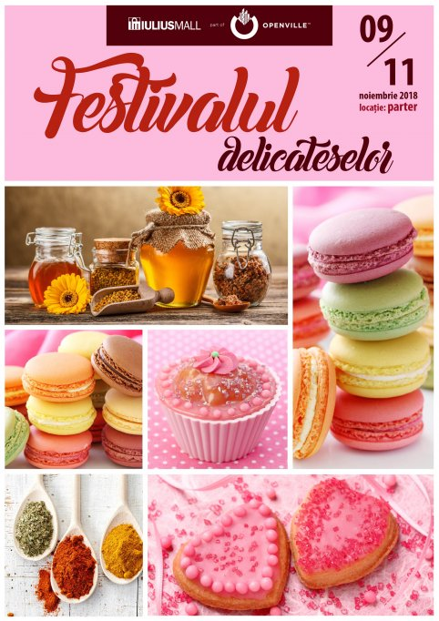 Festivalul Delicateselor editia III