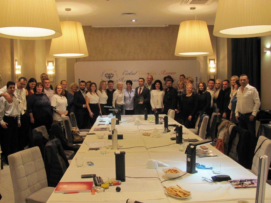 Congresul National al Gemologilor din Romania si-a premiat celor mai buni gemologi