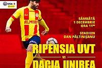 FC Ripensia - Dacia Unirea Braila
