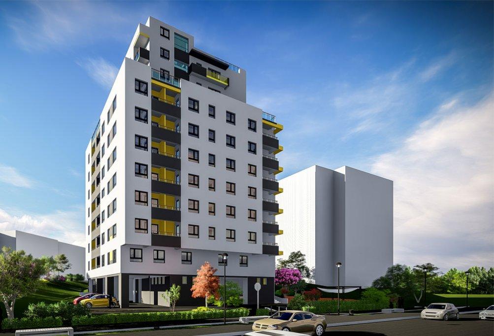 Fusion Towers – un nou ansamblu rezidențial în Iași cu apartamente de 1, 2 sau 3 camere