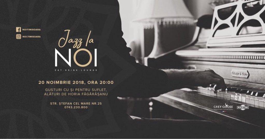 Jazz la NOI