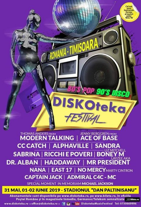 Diskoteka 2019