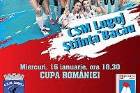 CSM Lugoj - Stiinta Bacau