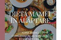 Dieta mamei in alaptare