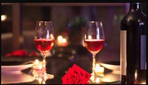 Valentine's Day by Restaurant Lake House