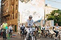 Verde pentru Biciclete in dialog cu PMT