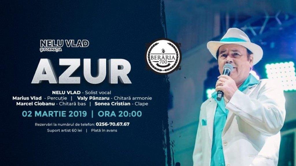 Concert Nelu Vlad & Azur