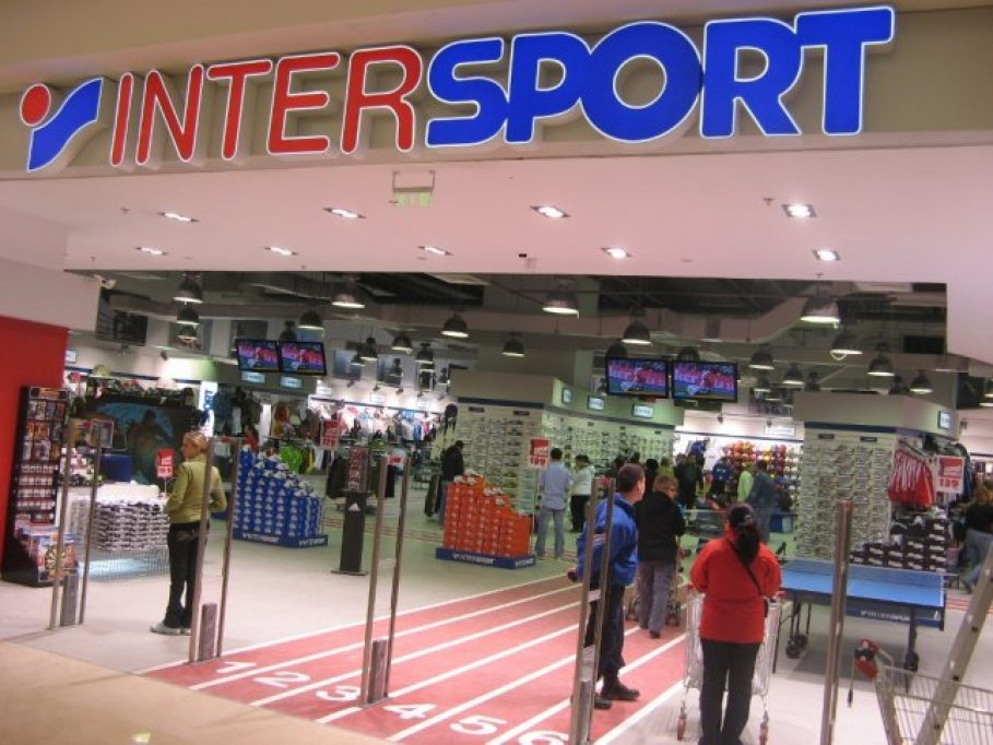 Intersport - Shopping City