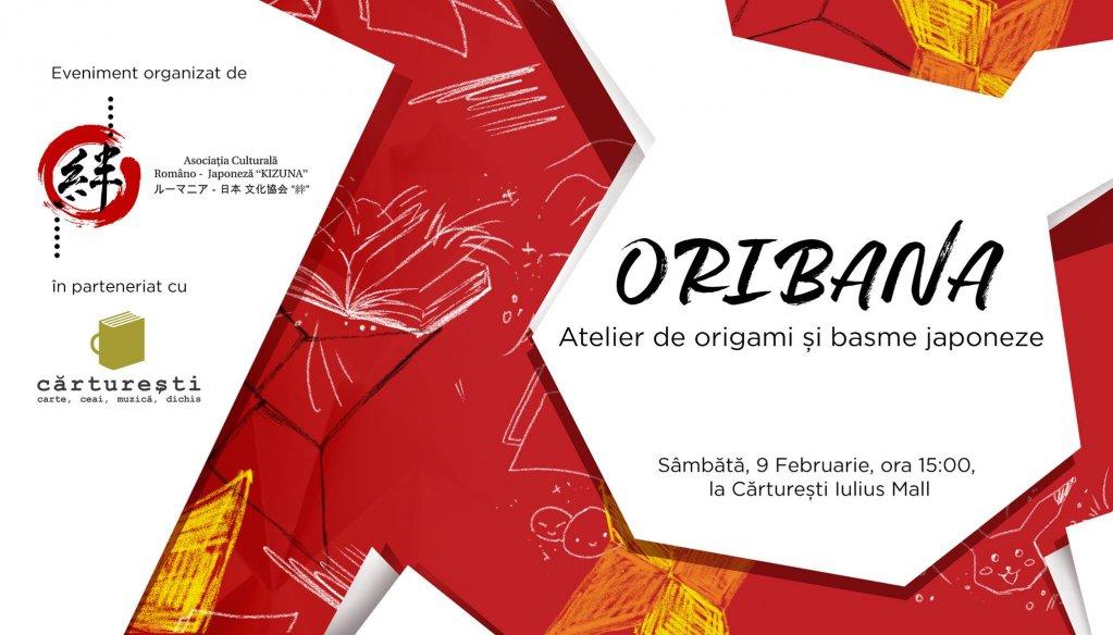 OriBana - Atelier de origami și basme japoneze